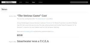 breel top class web design firm news