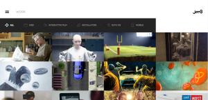 jam3 notable web design firm work