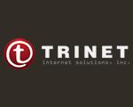 trinet impressive web design firm logo