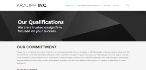 krauppinc best web firm about us