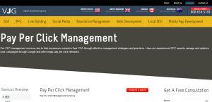 vjginteractive outstanding web design firm PPC Management