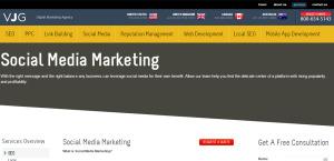 vjginteractive outstanding web design firm social media marketing