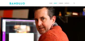 bandujo great custom web design about