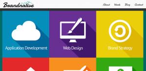 brandnative excellence in web design nav