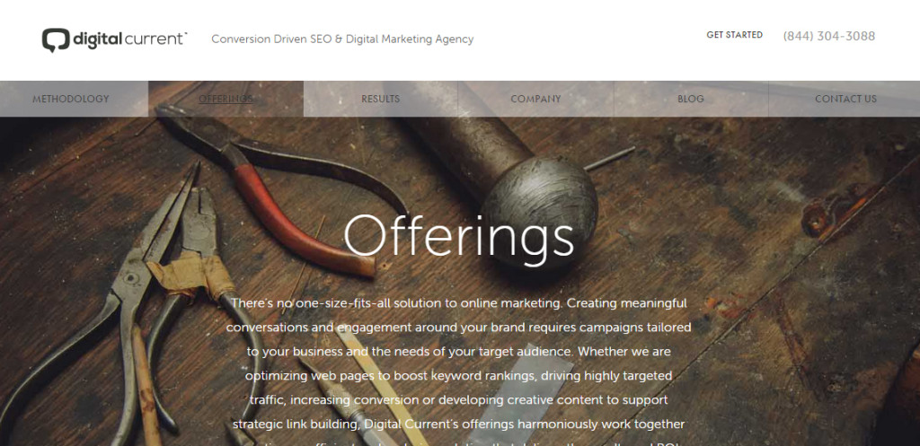 digitalcurrent best web design firm services