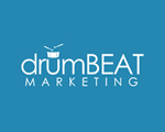 drumbeat marketing top seo web design logo