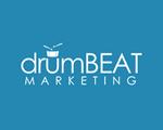 drumbeat marketing top seo web design logo