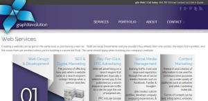gxev expert custom web design services