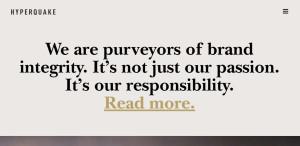 hyperquake supreme responsive web design about us