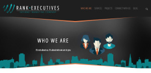 rankexecutives great web design firm who we are
