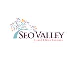 seo valley awesome seo web design logo