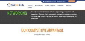 webfullcircle top design firm networking