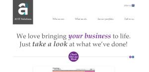 a3its web design firm work