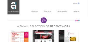 a3its web design firm recent work