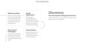 doejo superb web design firm process discovery