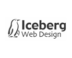 iceberg superb web design firm logo