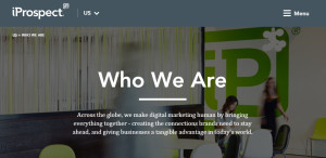 iprospect remarkable web design firm about us