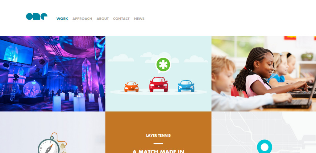 onedesign amazing web design firm work