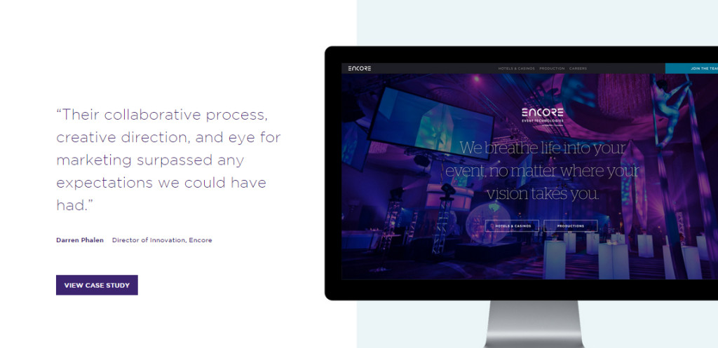 onedesign amazing web design firm process