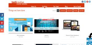 taoticreative supreme web design firm portfolio