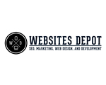 websitesdepot amazing web design firm logo