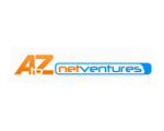 A to Z Net Ventures prime web design firm logo