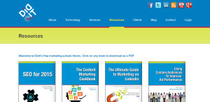 didit outstanding web design firm resources