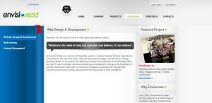 envisionext expert web design firm solutions