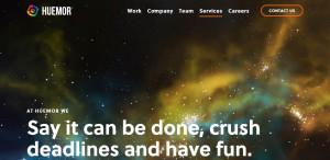 huemor awesome web design services