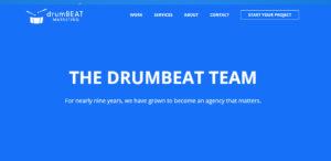 drumbeat marketing top seo web design about
