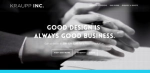 krauppinc best web firm homepage