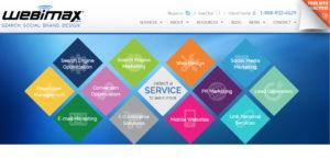 webimax first class web design services