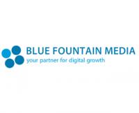 Blue Fountain Media Best Web Design Company Logo