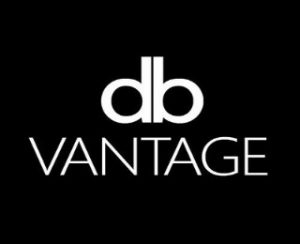 db vantage great web design logo
