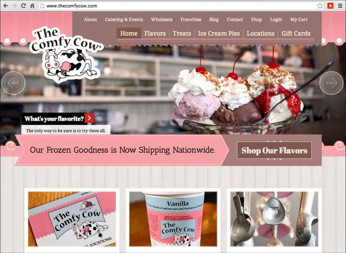 comfycow-webdesign