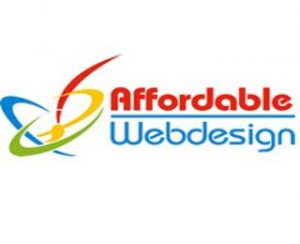 Affordable Web Design Business Logo