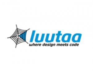 Luutaa Responsive Web Design Company Logo