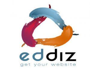 eddiz logo web design company logo