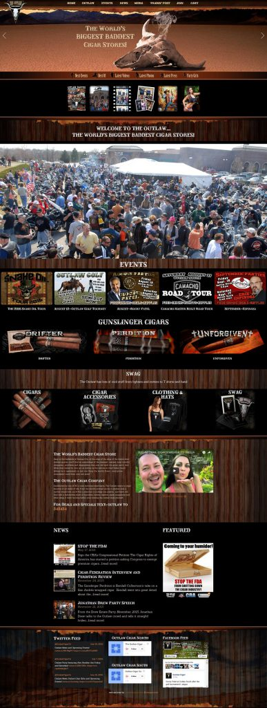 cigar-store-web-design