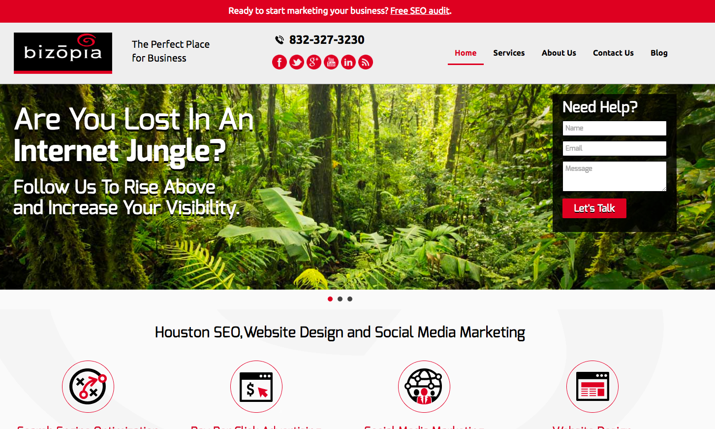 Houston SEO Web Design Company