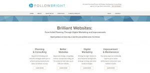 followbright expert web design firm what we do