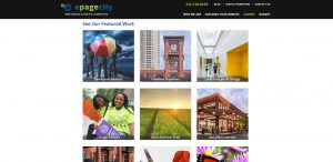 epagecity awesome web design firm clients