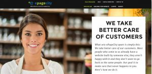 epagecity awesome web design firm about