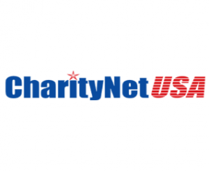 Charity Net Amazing Web Design Logo