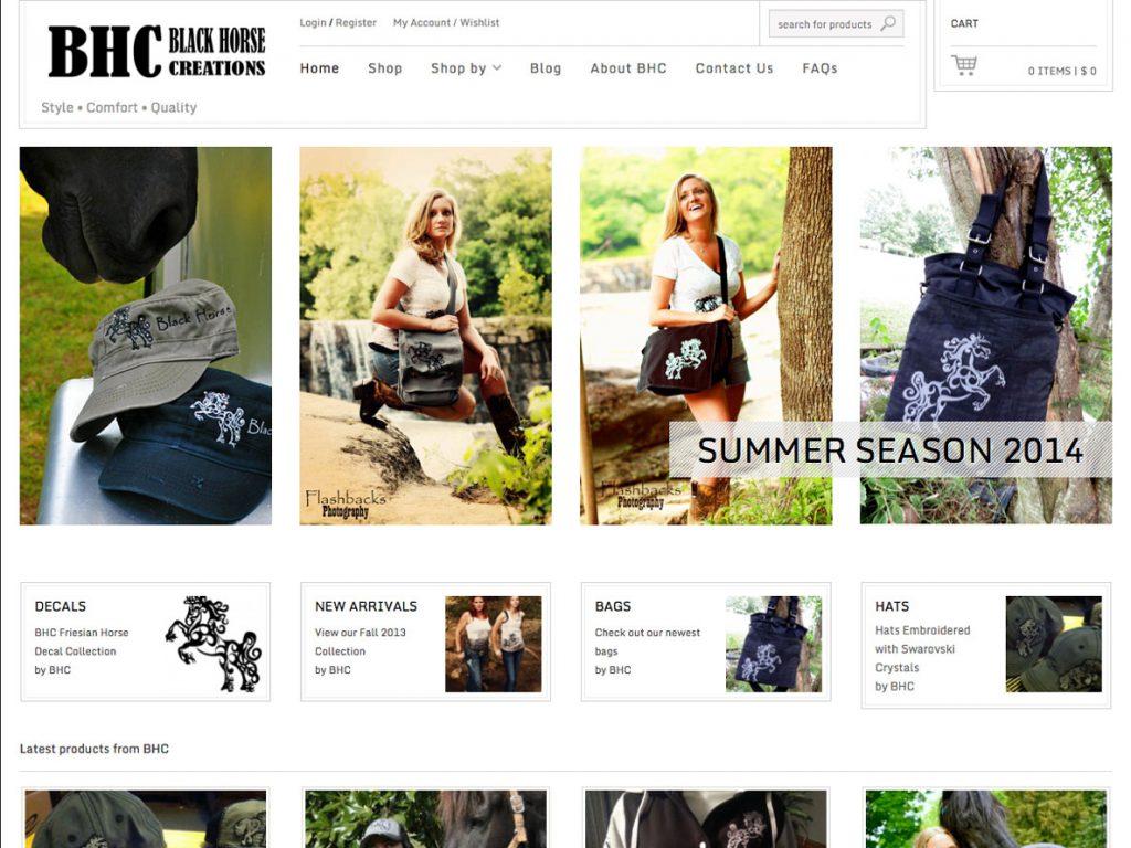 ecommerce-webdesign-equestrian-wear