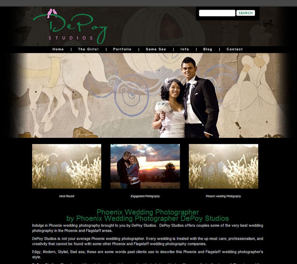 depoy-studios-custom-phoenix-photographer-website