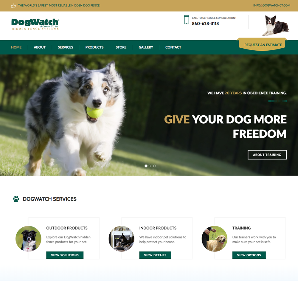 dogwatch-website-design