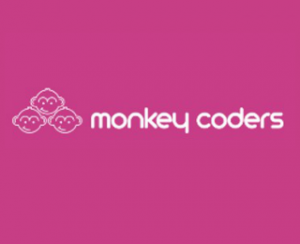 Monkey Coders Web Design Logo