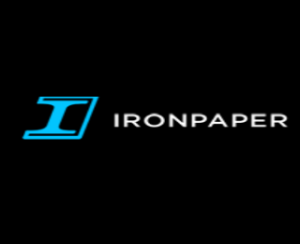 ironpaper best web development logo
