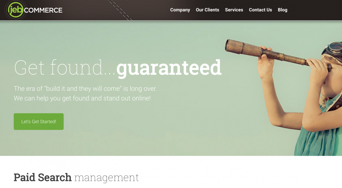 JEBCommerce Pay Per Click Mgmt